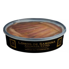 Smoked Sardine Fillets  500 grs