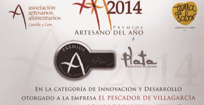 Premio Innovación Artesanos del Año 2014