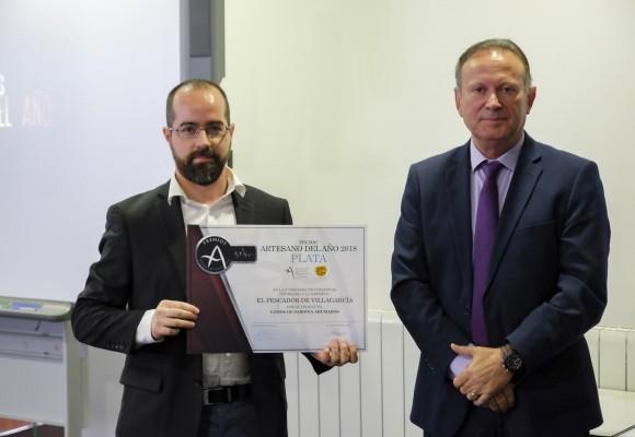 Lomos de Sardina Ahumada premiados en la V edición de los Premios Artesanos