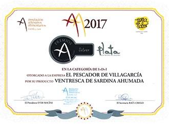 Premio plata I+D+i